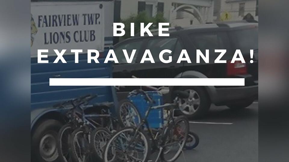 Bike Extravaganza! *NEW DATE*