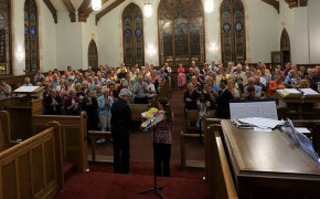 May 2017 Organ Restoration Concert Pictures & Videos