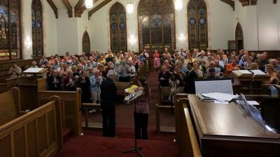 May 2017 Organ Restoration Concert Pictures & Videos
