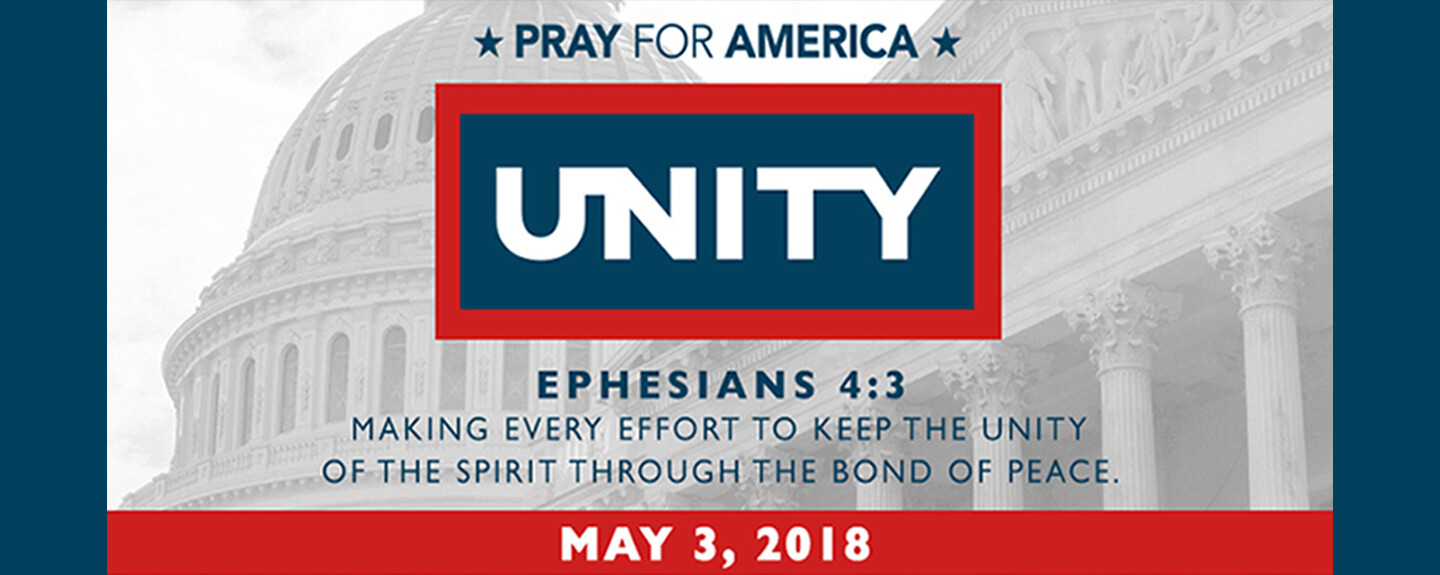 National Day of Prayer - May 2 2018 6:30 PM