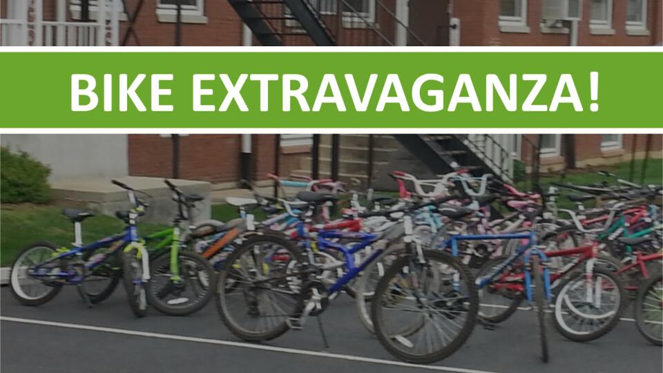 Bike Extravaganza