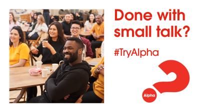 2019 Alpha Course Day Away