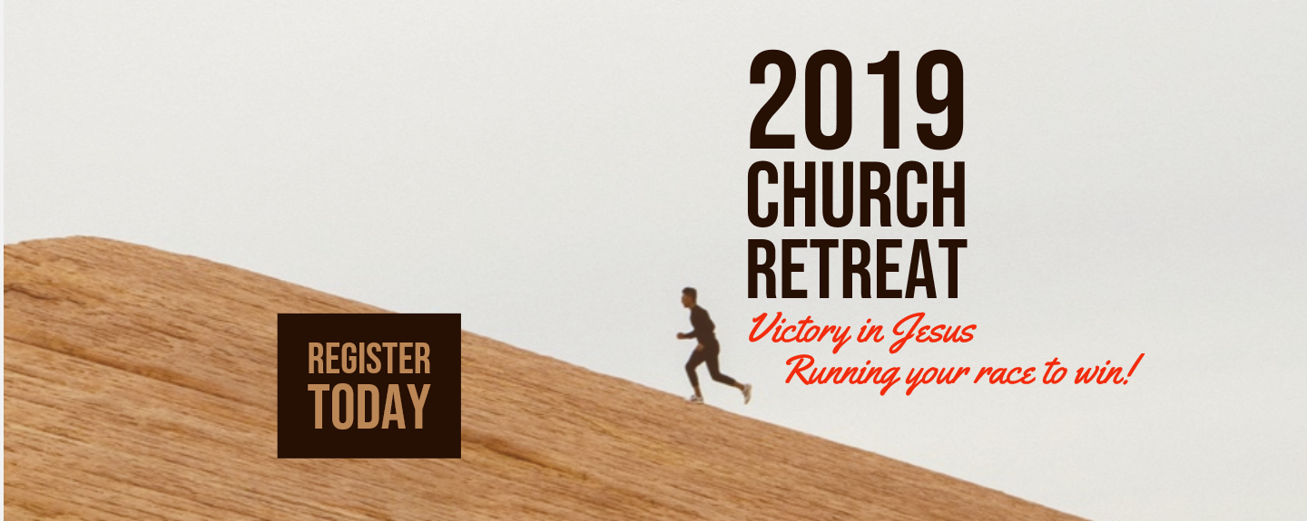 Church Annual Retreat - Aug 24 2019 8:00 AM
