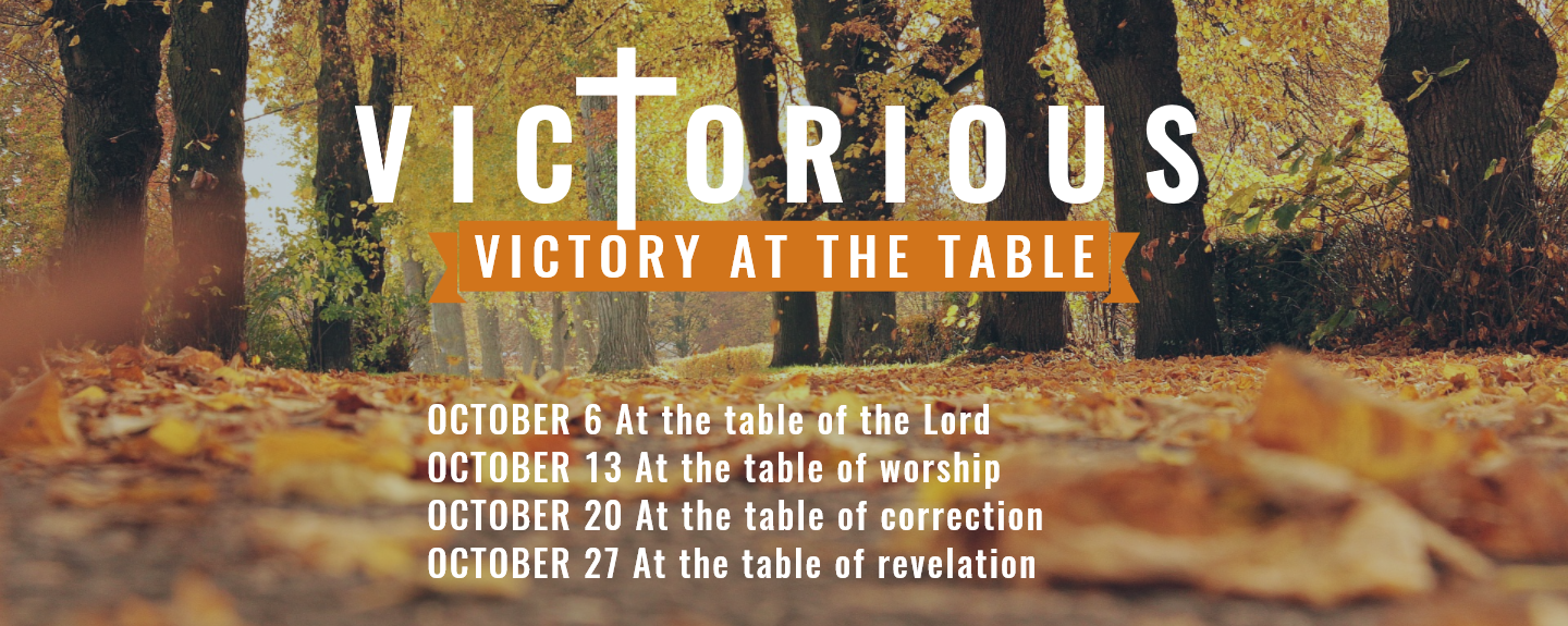 Victory at the Table
