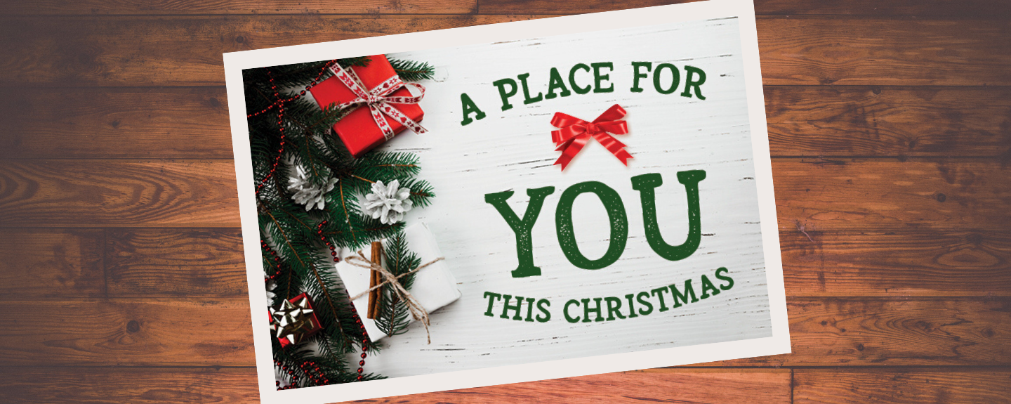 A Place for You this Christmas