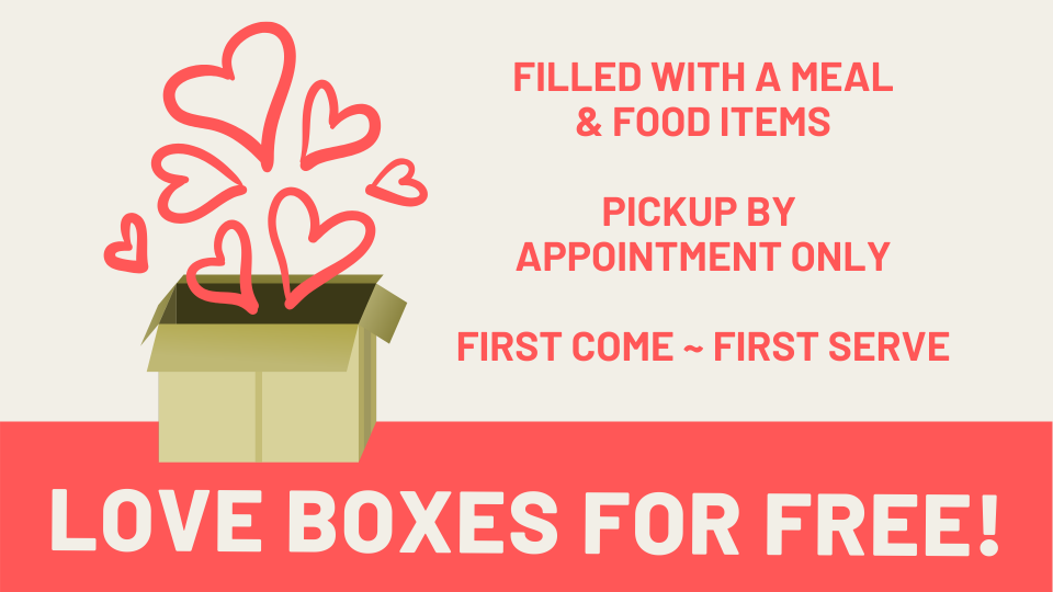 Love boxes for free!