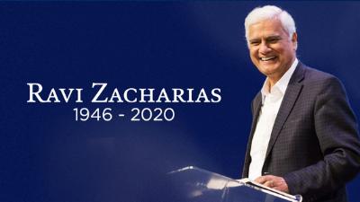 Remembering Dr. Ravi Zacharias