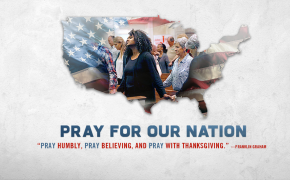 Pray for Our Nation - Daily