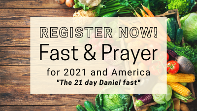 Fast & Prayer 2021 Registration